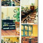NH CITY NORTH inrichting restaurant met appart ontworpen meubels