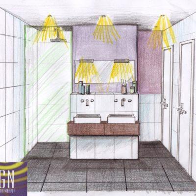 badkamer ontwerp Stavanger