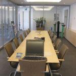 ontwerp vergadertafel meubel op maat
