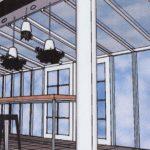 ontwerp interieur personeelskantine Leusden