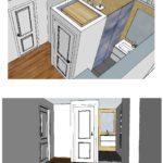 ontwerp kast slaapkamer 2