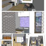 Interieur ontwerp 3 appartementen Spuistraat centrum Amsterdam door LINDESIGN