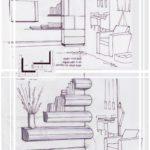 hoekkast ontwerp door LINDESIGN