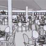 3D visualisatie ontwerp marokkaanse feestzalen door LINDESIGN.AMSTERDAM