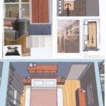 interieur ontwerp slaapkamer nieuwbouw huis Purmerend