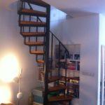 bestaande trap verbouwing zolder Amsterdam