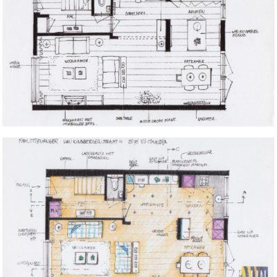 iInterieur ontwerp en interieuradvies woonhuis te Maasdijknterieur ontwerp Maasdijk