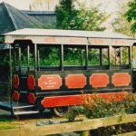 opknappen tram fotostudio Kruithof