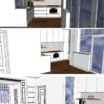 keuken ontwerp door LINDESIGN