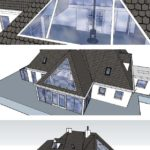 Nieuw dakraam idee villa Lelystad