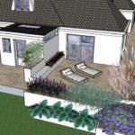 aanbouw bijkeuken villa Lelystad