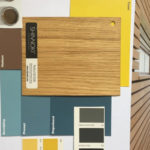 kleuren en materialen jongenskamer Klein Kadoelen