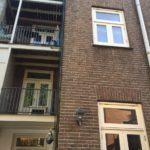foto achtergevel Amsterdam