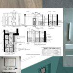 ontwerp toiletten kantoor FRSTMEDIA Amsterdam