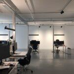 Kantoorruimte Frstmedia/Tecklab Amsterdam
