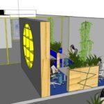Ontwerp afschijdend meubel FRSTMEDIA Amsterdam